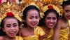 Smiling Indonesian Girls, Bali Indonesia