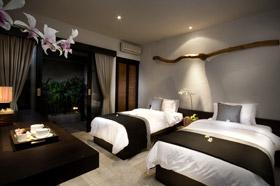 2 Twin Beds Villa BRV - Annora Bali Villas