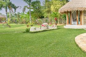 Garden - Stone House Villa